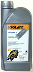 SHELL ADVANCE COOLANT