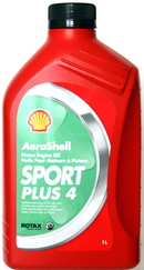 SHELL Aeroshell Sport Plus 4