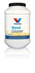 VALVOLINE WATERLESS HAND CLEANER YELLOW