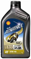 SHELL Advance 4T Ultra